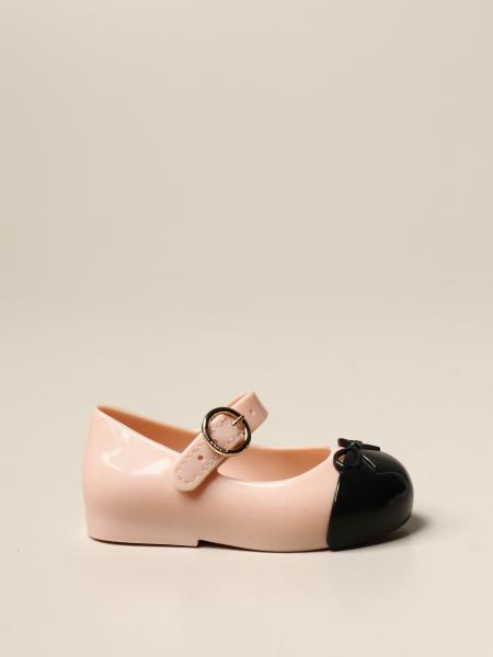 Ballerina Mini Melissa in gomma bicolor