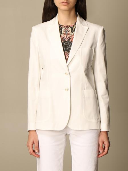 Etro: Jacket women Etro