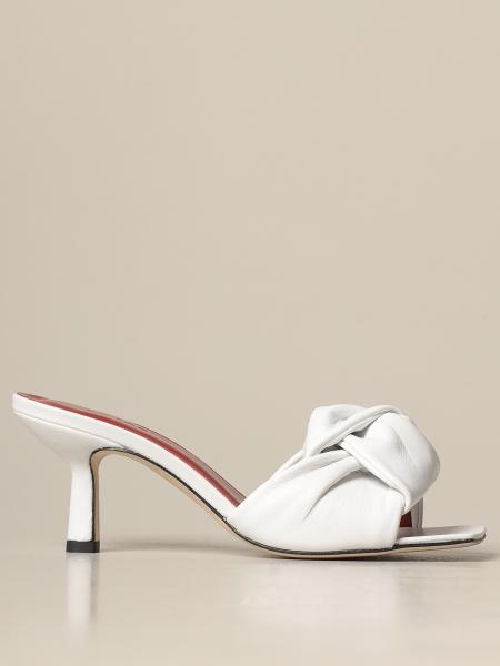 By Far: Sandalen mit absatz damen By Far