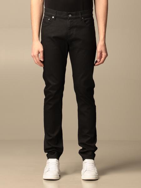 Alexander Mcqueen: Jeans a 5 tasche Alexander McQueen