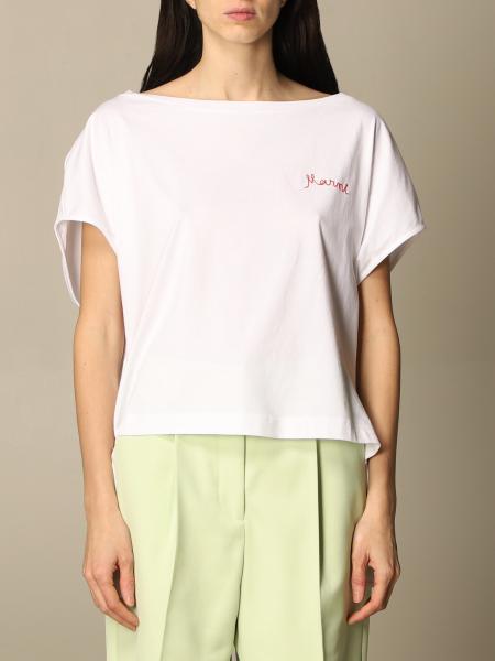 Marni: T-shirt femme Marni