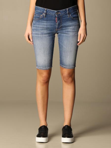 Shorts damen Dsquared2