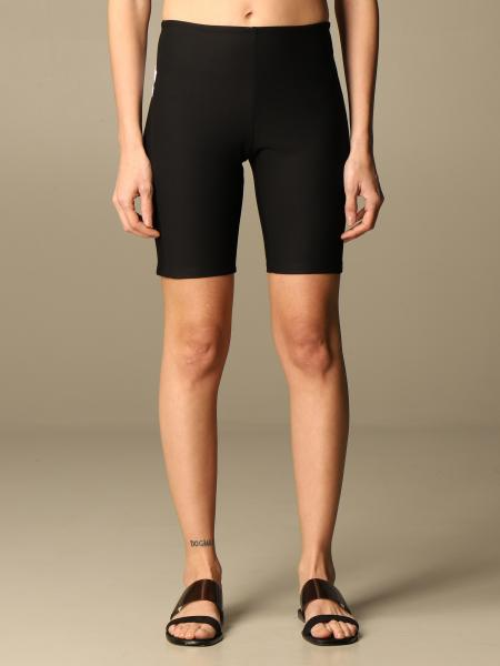 Paco Rabanne: Paco Rabanne cycling shorts with logo