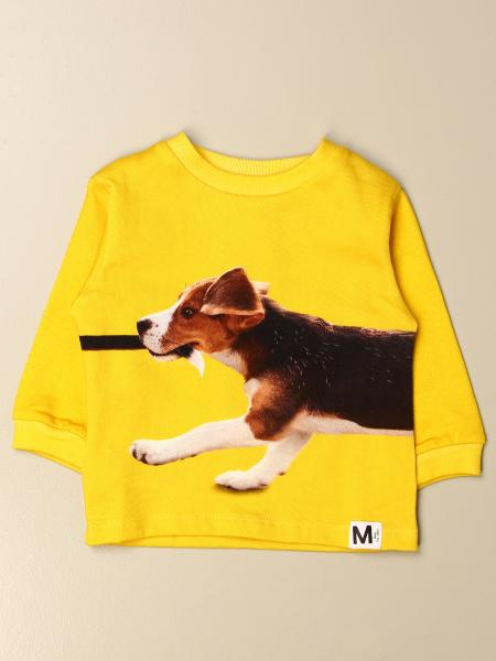 Molo crewneck sweatshirt with dog print