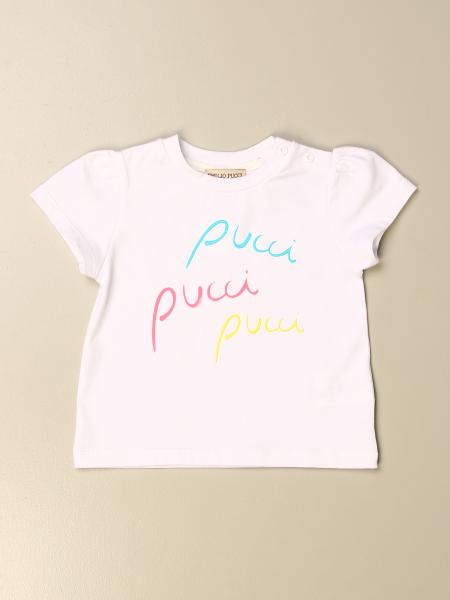 Emilio Pucci cotton t-shirt with logo