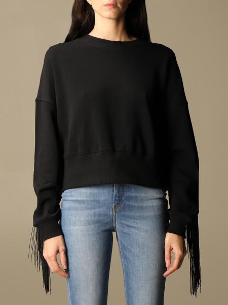 Twinset femme: Sweat-shirt femme Twin Set