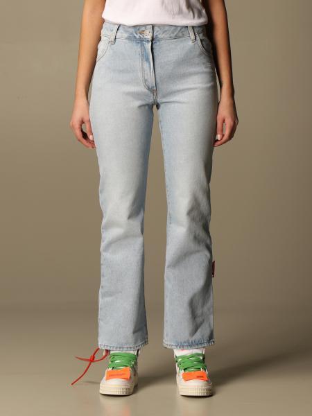 Off White: Jeans women Off White