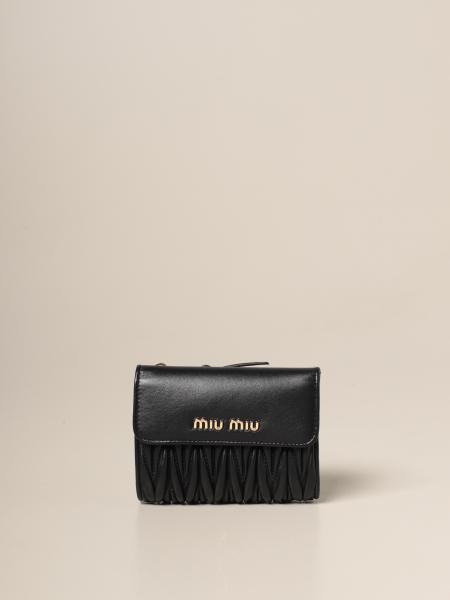 Geldbeutel damen Miu Miu