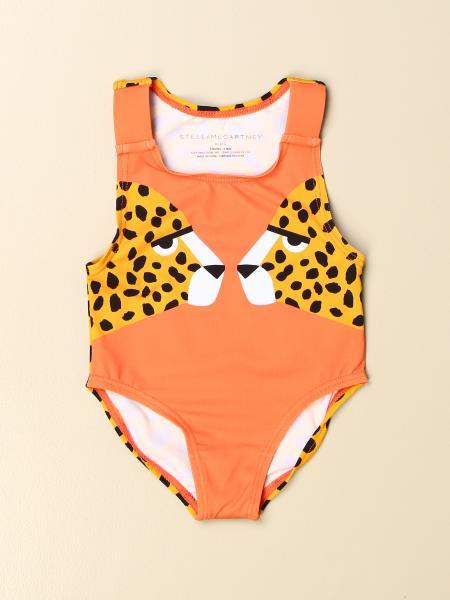 Stella Mccartney kids: Stella McCartney leopard swimsuit