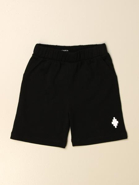 Marcelo Burlon jogging shorts with logo