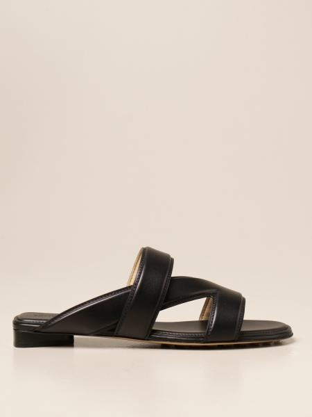Sandalo Band Bottega Veneta in pelle