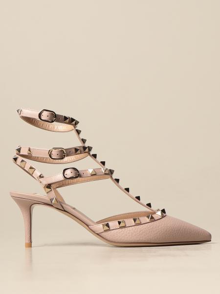 Sandalias de tacón mujer Valentino Garavani