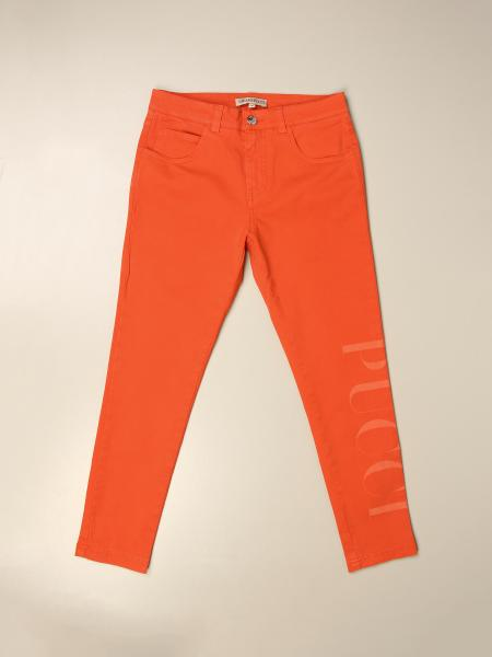 Emilio Pucci: Emilio Pucci trousers with logo