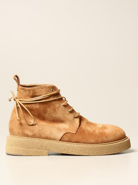 Marsèll Micrucca ankle boot in suede