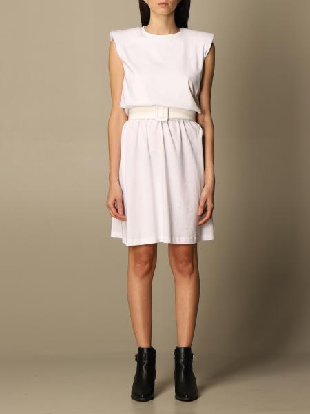Federica Tosi: Federica Tosi dress with coordinated belt