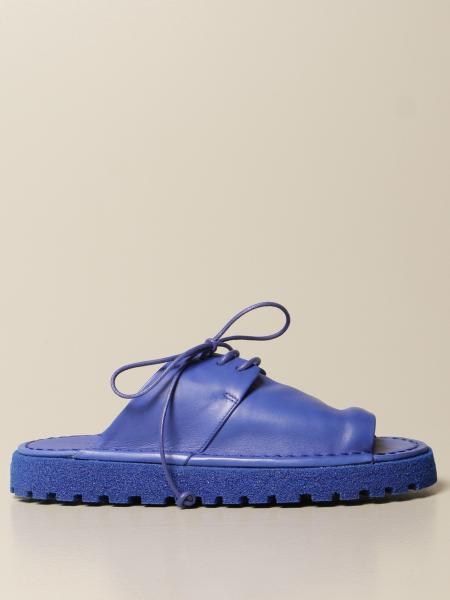 Sandalo Sanpomice Marsèll in pelle