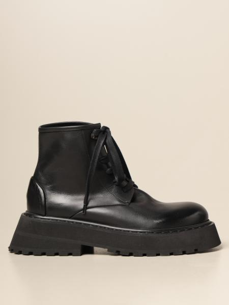 Marsèll ankle boot in calfskin
