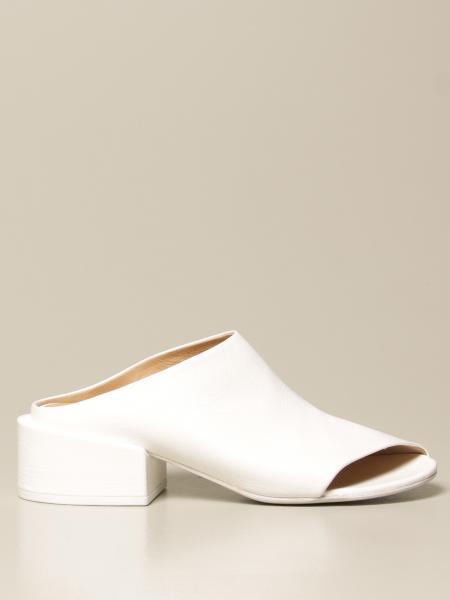 Sandalo Sbucciata Marsèll in pelle volonata