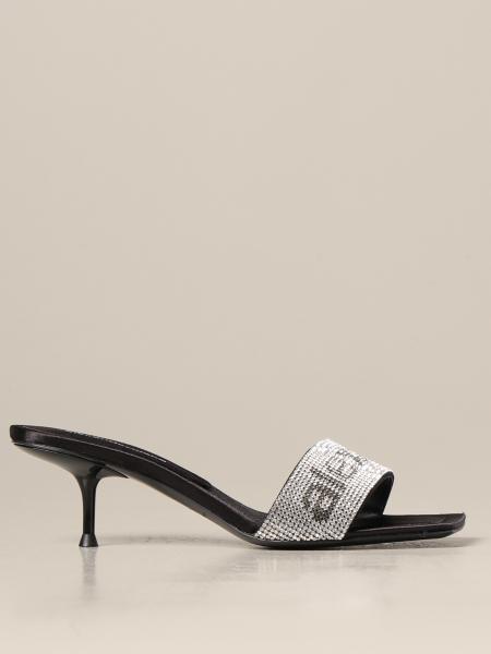 Alexander Wang: Jessie crystal Alexander Wang sandal