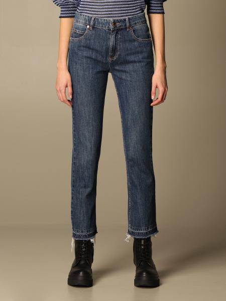 Red Valentino: Jeans women Red Valentino