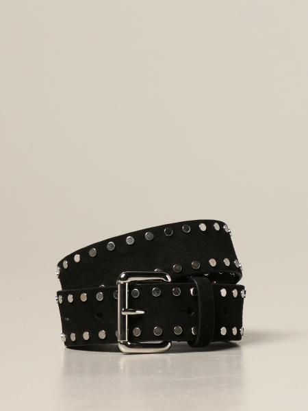 Cintura Isabel Marant in pelle scamosciata