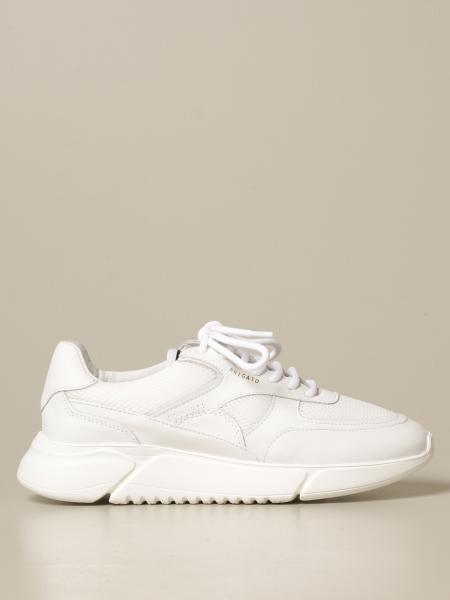 Axel Arigato: Axel Arigato lace-up sneakers in leather and mesh