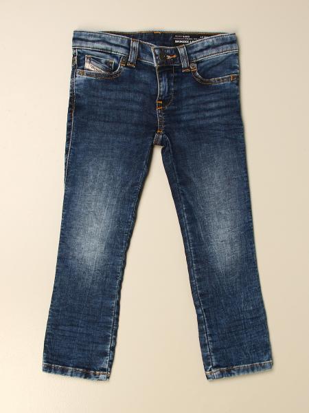 Diesel kids: Diesel 5-pocket denim jeans