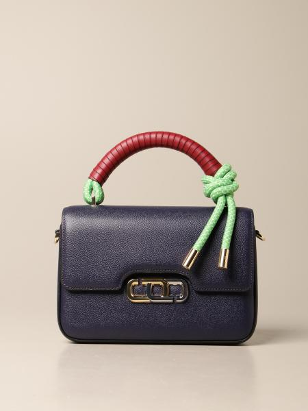 Marc Jacobs: Borsa The J Link Marc Jacobs in pelle a grana