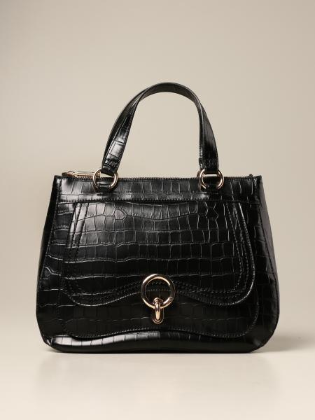Liu Jo bag in synthetic leather with crocodile print