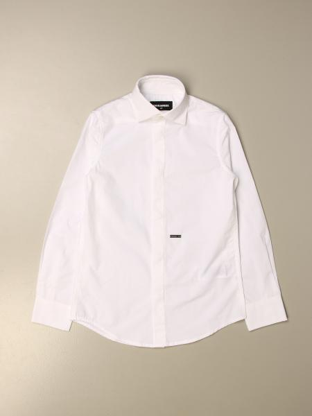 Dsquared2 Junior cotton shirt