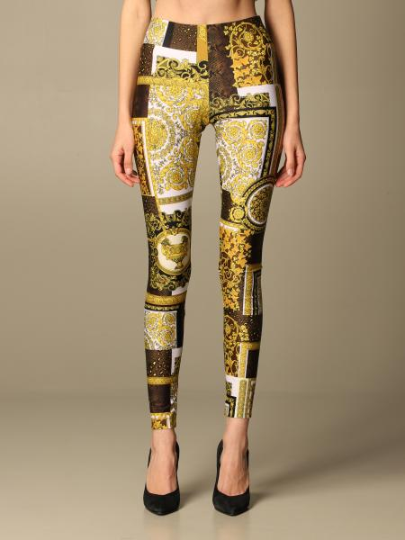 Versace women: Trousers women Versace