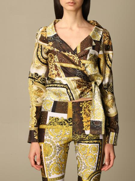 Versace ЖЕНСКОЕ: Рубашка Женское Versace