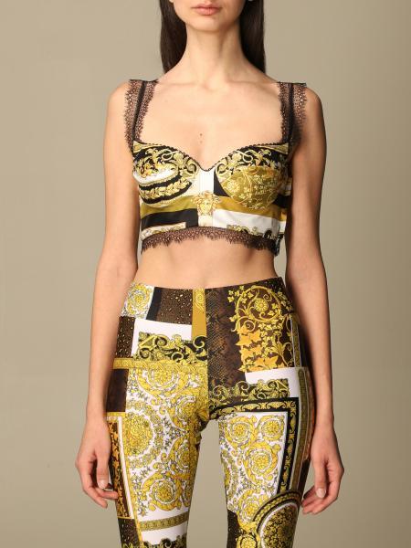 Versace ЖЕНСКОЕ: Блузка Женское Versace