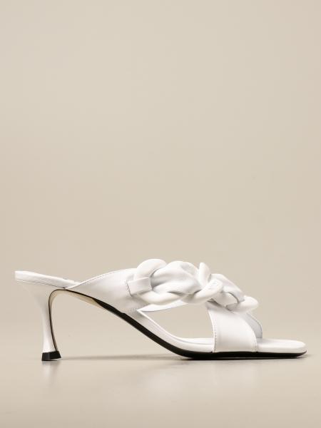 Sandales à talons femme N° 21