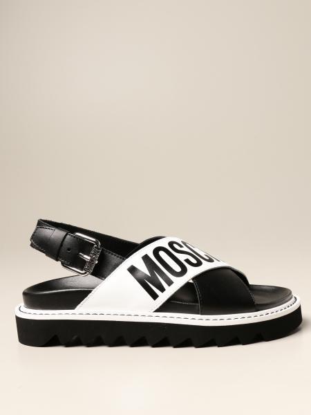 Moschino: Sneakers women Moschino Couture