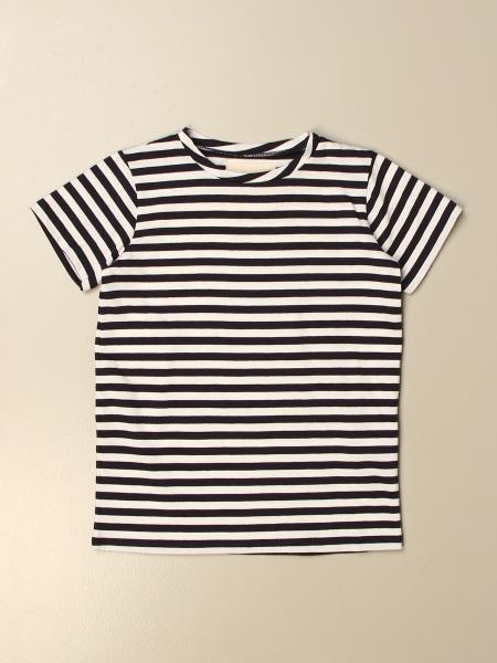 T-shirt Douuod a righe