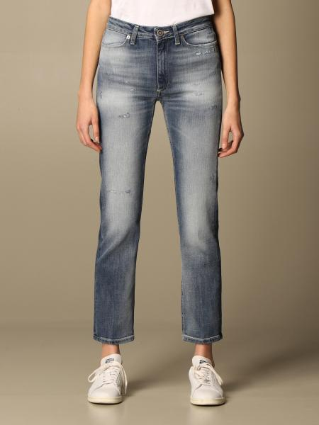Jeans Dondup in denim used