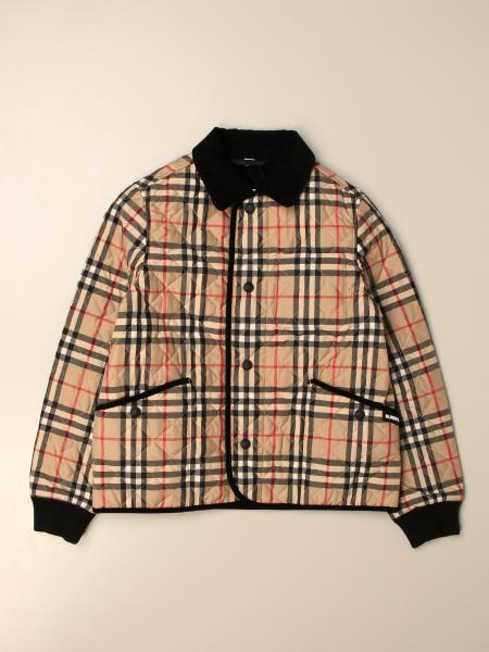 Veste enfant Burberry