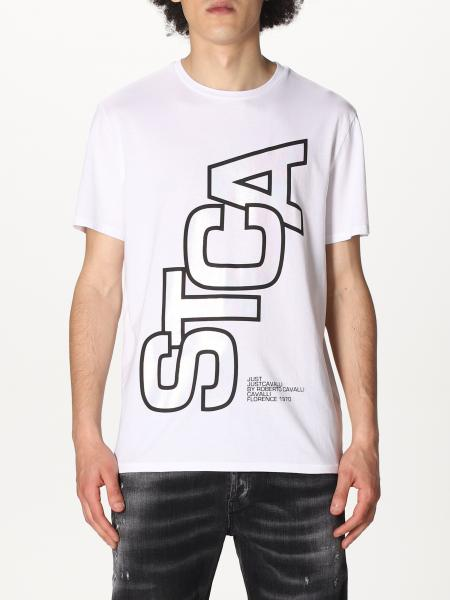 T-shirt homme Just Cavalli
