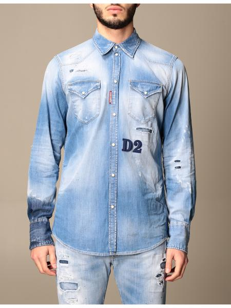 Shirt men Dsquared2