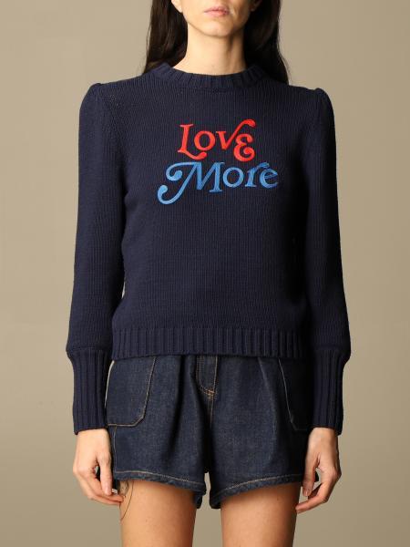 Philosophy Di Lorenzo Serafini: Sweat-shirt femme Philosophy Di Lorenzo Serafini
