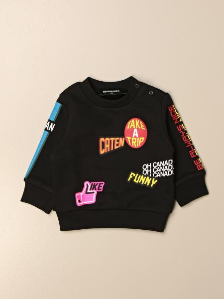 Dsquared2 Junior kids: Sweater kids Dsquared2 Junior