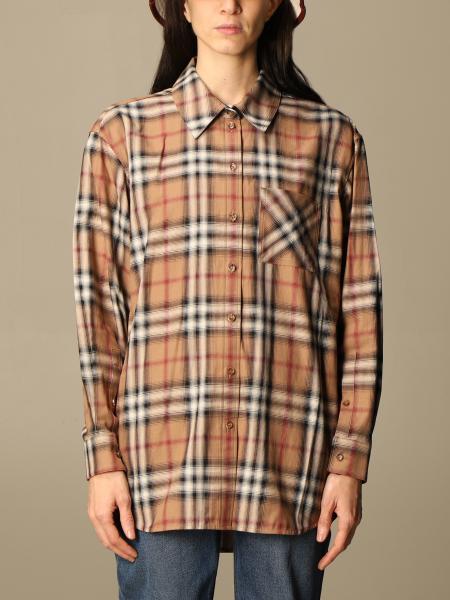 Burberry women: Shirt women Burberry