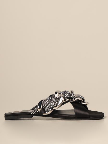N° 21 femme: Sandales plates femme N° 21