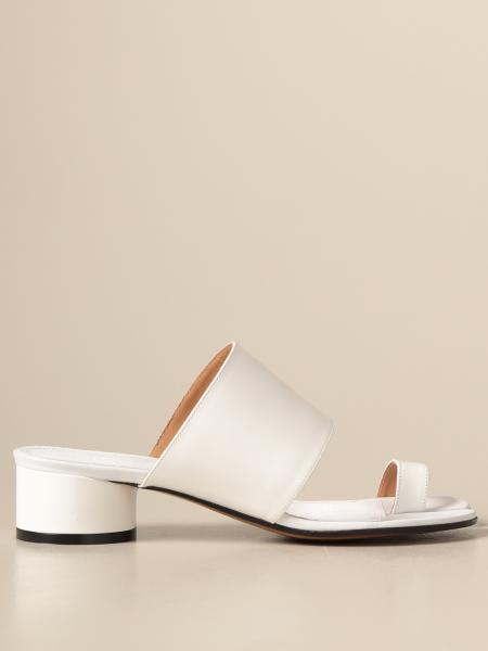 Sandalen mit absatz damen Maison Margiela