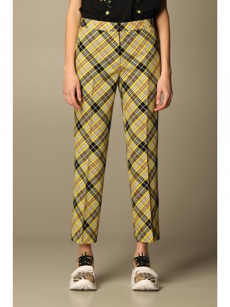 Burberry women: Trousers women Burberry