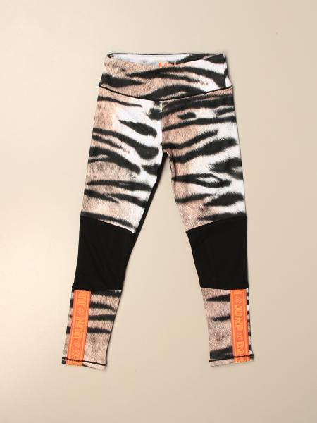Molo leggings with animal print