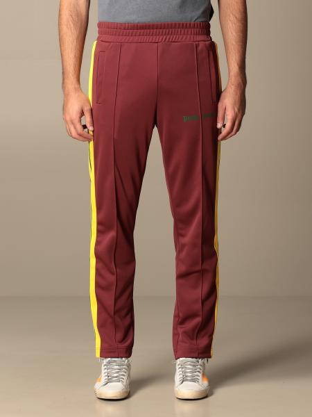 Palm Angels: Track Palm Angels trousers with bands