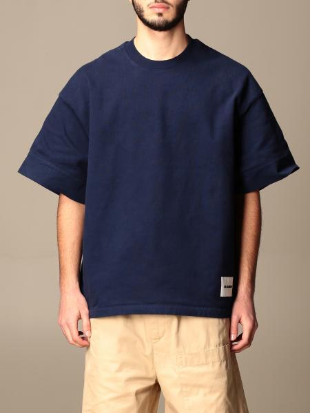 Jil Sander: T-shirt men Jil Sander