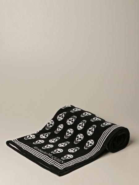 Beach towel men Alexander Mcqueen